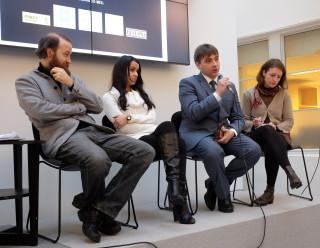 panel Sochi-event