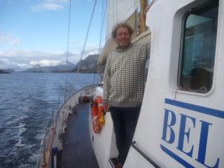 Frederic Hauge på Kallinika @Bellona