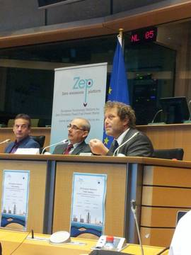 ZEPheraring on CCS in the European Parliament